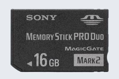 Карта памяти Sony Mark2 MS-MT16G MS-MT16G/N