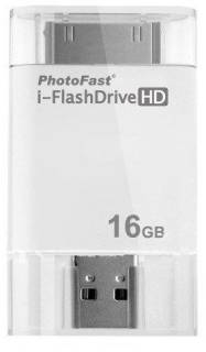 Флеш-память USB Goodram PhotoFast i-FlashDrive HD 16 GB HDIFD-16