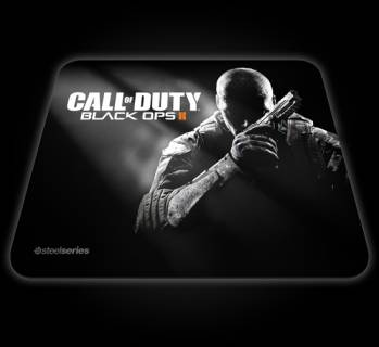 Игровая поверхность SteelSeries QcK CoD Black Ops2 Soldier 67263