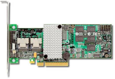 LSI Контроллер LSI LOGIC MegaRAID SAS 9260-8i