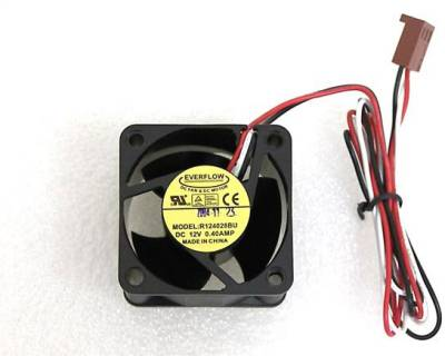 Everflow Cooler 40x40x28mm Everflow Fan 15000rpm R124028BU