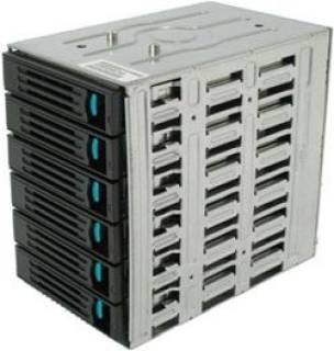 Intel SCSI Hot Swap Drive Cage Upgrade Kit AXX6SCSIDB