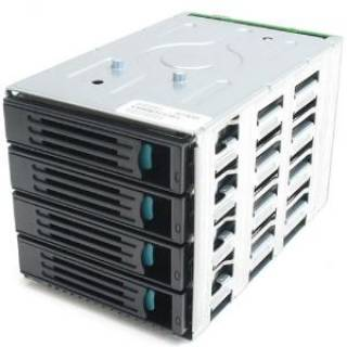 Intel Four-drive SCSI Hot Swap Drive Cage Upgrade Kit AXX4SCSIDB
