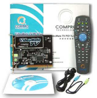 Team COMPRO VM TV FM w/FM (Philips SAA7135)