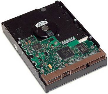 Внутренний HDD/SSD HP 2TB SATA 6Gb/s 7200 HDD QB576AA