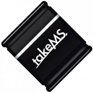 Флеш-память USB TakeMS 4Gb USB 2.0 EXO black retail 113086