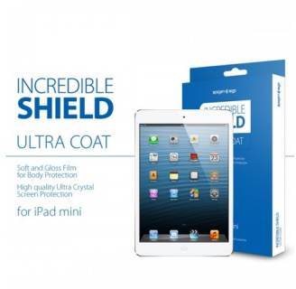 SGP Screen and Body Protector Set Incredible Shield Series Ultra Matte for iPad mini SGP10054