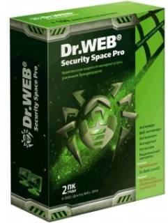 Антивирус Dr.Web Security Space BDW-W24-0002-1