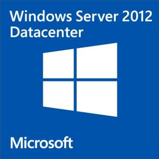 Операционная система Microsoft Win Svr Datacntr 2012 x64 English 2 CPU Addtl License P71-06787