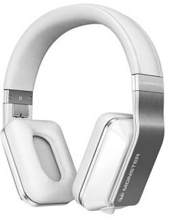 Наушники Monster Inspiration Active Noise Canceling Over-Ear Headphones (White) MNS-128794-00