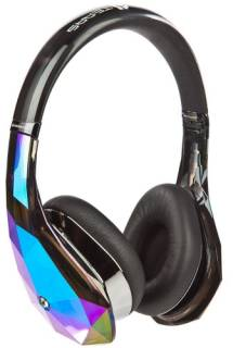 Наушники Monster Diamond Tears Edge On-Ear Headphones (Black) MNS-128426-00