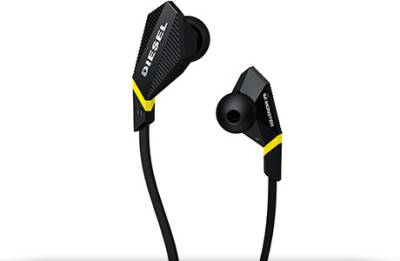 Наушники Diesel VEKTR In-Ear Headphones ControlTalk Universal - Black MNS-129556-00