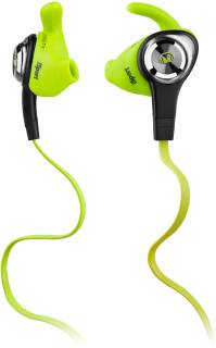 Наушники Monster iSport Intensity In-Ear Headphones, Apple ControlTalk - Intensity Green MNS-128949-00