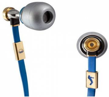 Наушники Monster Miles Davis Trumpet High Performance In-Ear Headphones with ControlTalk MNS-129658-00