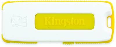Флеш-память USB Kingston DataTraveler Generation 2 (G2) Yellow DTIG2/4GB