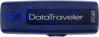 Флеш-память USB Kingston DataTraveler 100 DT100B/2GB