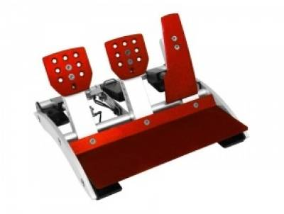 Игровой контроллер Fanatec Clubsport Pedals Colour Kit Red CSPCKIT REEU