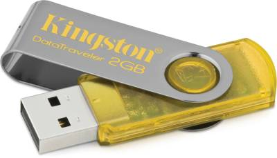 Флеш-память USB Kingston DataTraveler 101 DT101Y/2GB