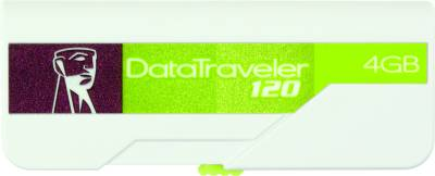 Флеш-память USB Kingston DataTraveler 120 DT120/4GB