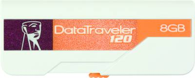 Флеш-память USB Kingston DataTraveler 120 DT120/8GB