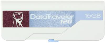 Флеш-память USB Kingston DataTraveler 120 DT120/16GB