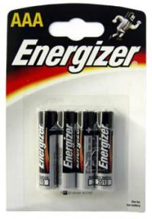 Батарейка ENERGIZER LR06 BASE, 4/96