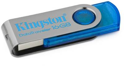 Флеш-память USB Kingston DataTraveler 101 DT101C/16GB