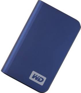 Внешний HDD Western Digital My Passport Elite WDMLB2500TE