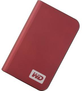 Внешний HDD Western Digital My Passport Elite WDMLRC2500TE
