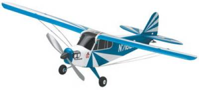 Модель Kyosho Самолет Clipped Wing Cub M24 10225-402B