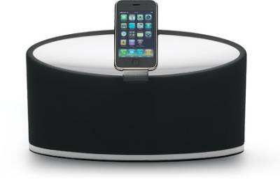 Акустическая система Zeppelin Mini Zeppelin iPod/iPhone Speaker MZ-1 BW-FP30139