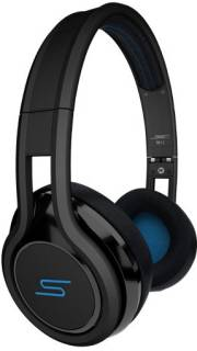 Наушники SMS STREET by 50 Wired On Ear Headphones - Black SMS-ONWD-BLK