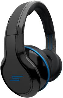 Наушники SMS STREET by 50 Wired Over-Ear Headphones - Black SMS-WD-BLK
