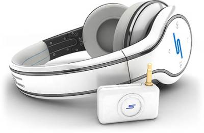 Наушники SMS SYNC by 50 Wireless Over-Ear Headphones - White SMS-WS-WHT