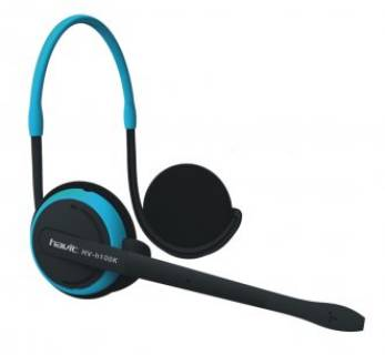 Наушники HAVIT HV-H100k Black/Blue