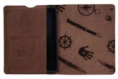 NIXON Чохол для Айпеда EDITION IPAD CASE BROWN/BLACK C1698_NX00_1562