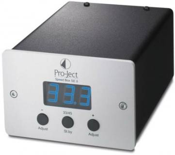 AV ресивер PRO-JECT SPEED BOX SE II BLACK