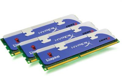 Оперативная память Kingston HyperX Int XMP KHX12800D3LLK3/6GX