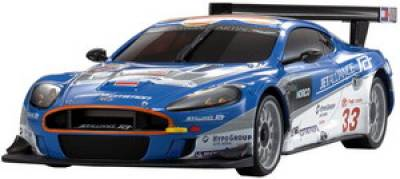Модель Kyosho Автомобили Mini-Z Aston Martin DBR9 MR-02 Rmi 30679JA-B