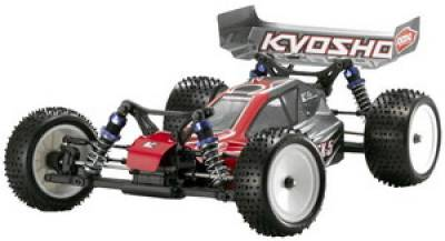 Модель Kyosho Автомобили Lazer ZX-5 Powerd by Orion EP 4WD 1:10 30862B