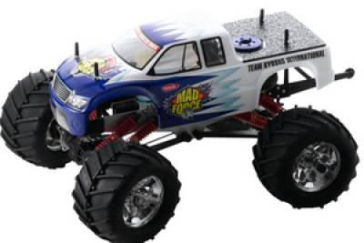 Модель Kyosho Автомобили Monster GP MT-4WD r/s MAD FORCE Double Dumper 31225S-B