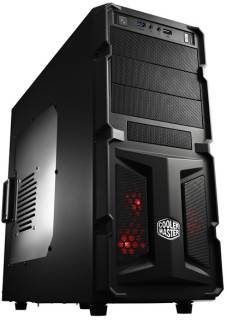 Корпус CoolerMaster K350, +PSU 500W (Thermal Master) RC-K350-KWP500