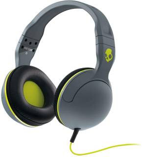 Наушники SkullCandy Hesh 2.0 Gray/Black/Hot Lime, 878615054073 S6HSFZ-319