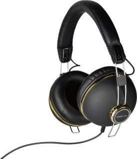 Наушники Speed Link BAZZ Stereo Headset, black-gold SL-8750-BKGO