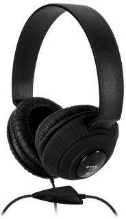 Наушники TDK MPi110 OVER-EAR HEADPHOONES-SMARTPHONE CONTROL BLACK t62047