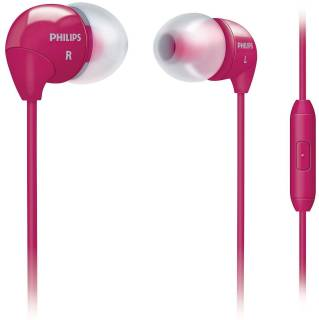 Наушники Philips SHE3595PK Mic Pink