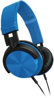 Наушники Philips SHL3000BL/00 Blue