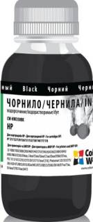Чернила ColorWay HP 121/129 200мл black HW350BK
