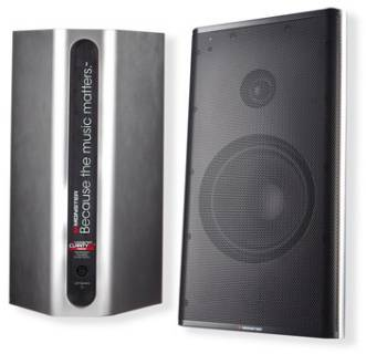 Акустическая система Monster Clarity HD Monitor Speakers (Silver) MNS-129221-00