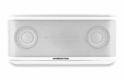 Акустическая система Monster ClarityHD Micro Bluetooth Speaker (White) MNS-133265-00